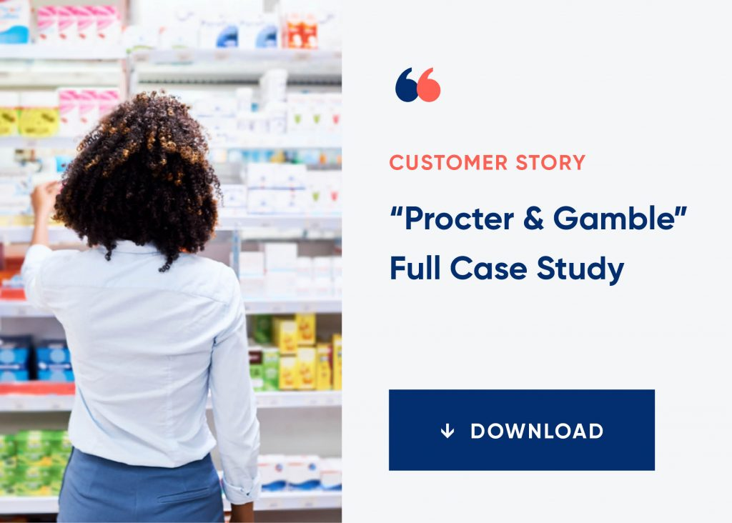 How Procter & Gamble is Thriving on Supply Chain Complexity