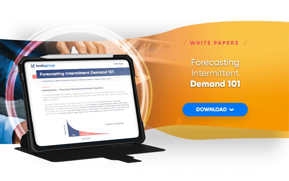 Forecasting Intermittent Demand 101