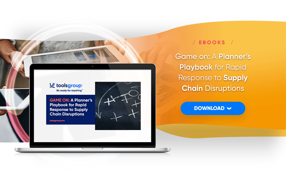 Game on: A Planner's Playbook for Rapid Response to Supply Chain Disruptions