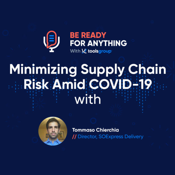 Podcast: Minimizing Supply Chain Risk Amid COVID-19