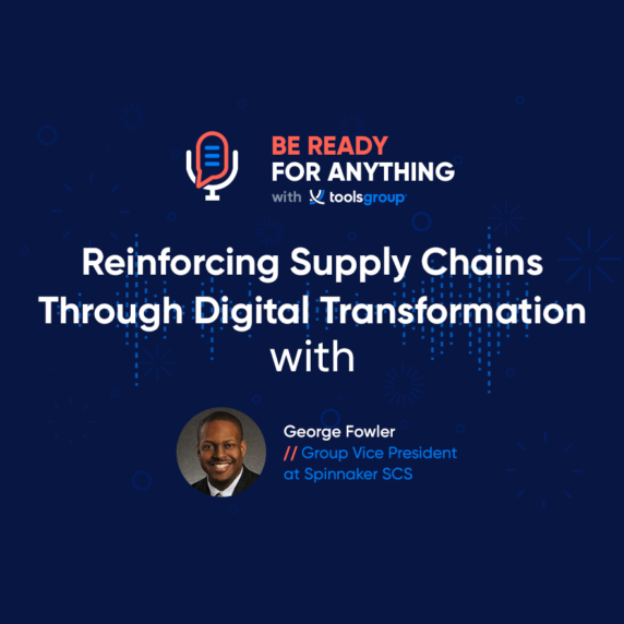 Podcast: Reinforcing Supply Chains Through Digital Transformation