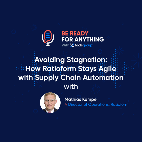 Avoiding Stagnation: How Ratioform Stays Agile with Supply Chain Automation