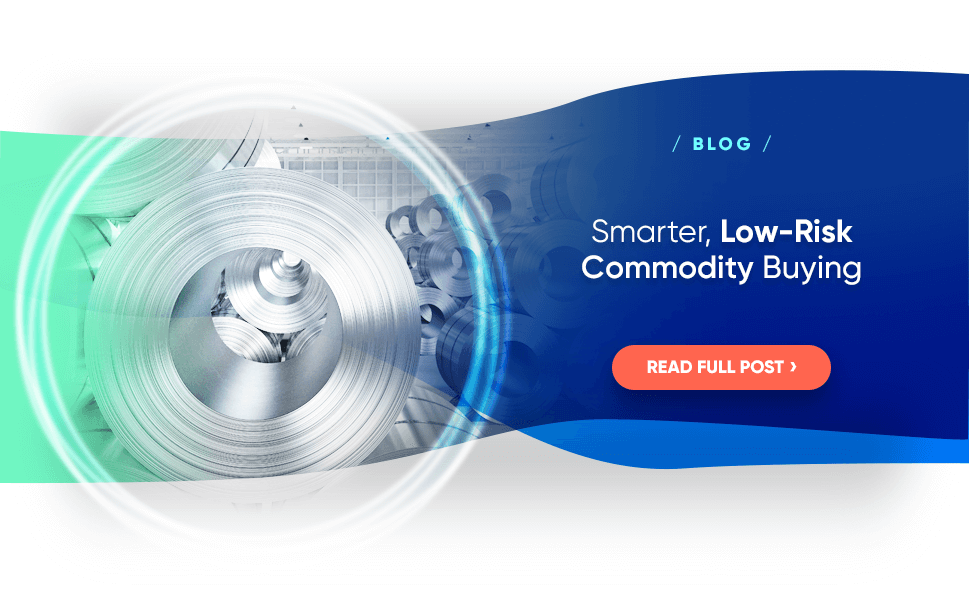 Smarter, Low-Risk Commodity Buying