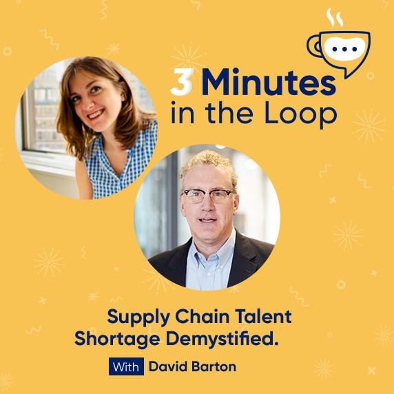 Supply Chain Talent Shortage Demystified
